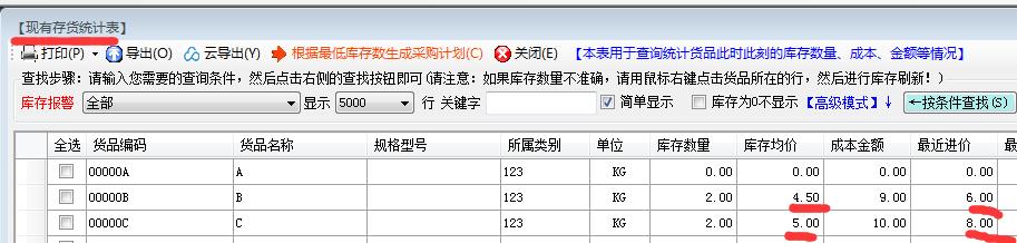 原材料成本BOM表以哪个单价来核算(生产成本价核算方式)